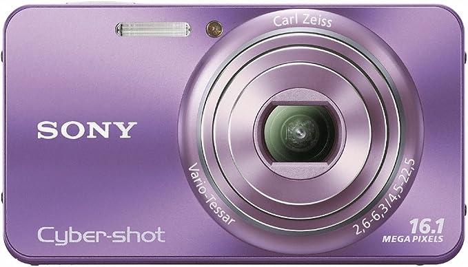 Sony Cyber Shot Dsc W570 16 1 Mp Digital Still Camera Elektronik
