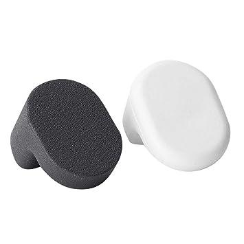 Guardabarros Trasero Defensa Gancho Reparación Repuestos Accesorios para Xiaomi Mijia M365 Scooter Eléctrico Patinetes Blanco,Negro