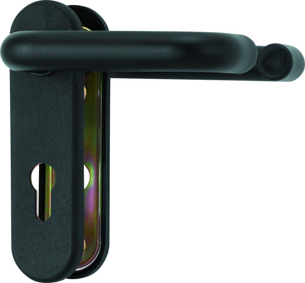 ABUS 279775 - Placa para empujar para puertas