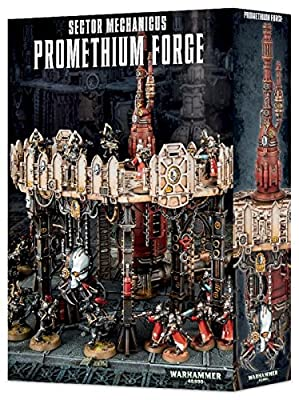 Sector Mechanicus Promethium Forge from Games Workshop