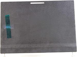 """R876N - Chalkboard Black - Dell Latitude 2100 / 2110 10.1"""" LCD Back Cover Lid Assembly With Hinges - Chalkboard Black - R876N - C367P - Grade B"""