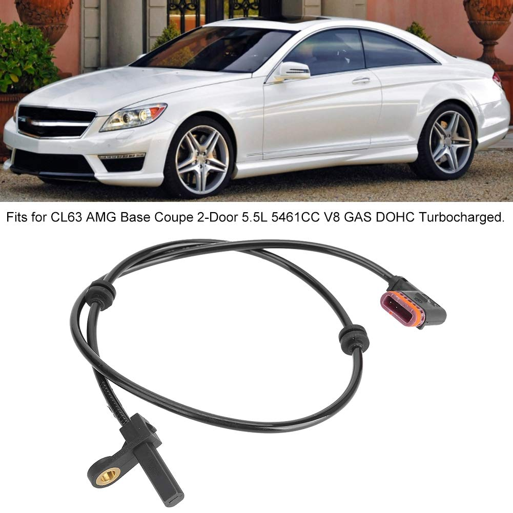 Front Left or Right ABS Wheel Speed Sensor for Mercedes S550 S350 CL550 V6 V8