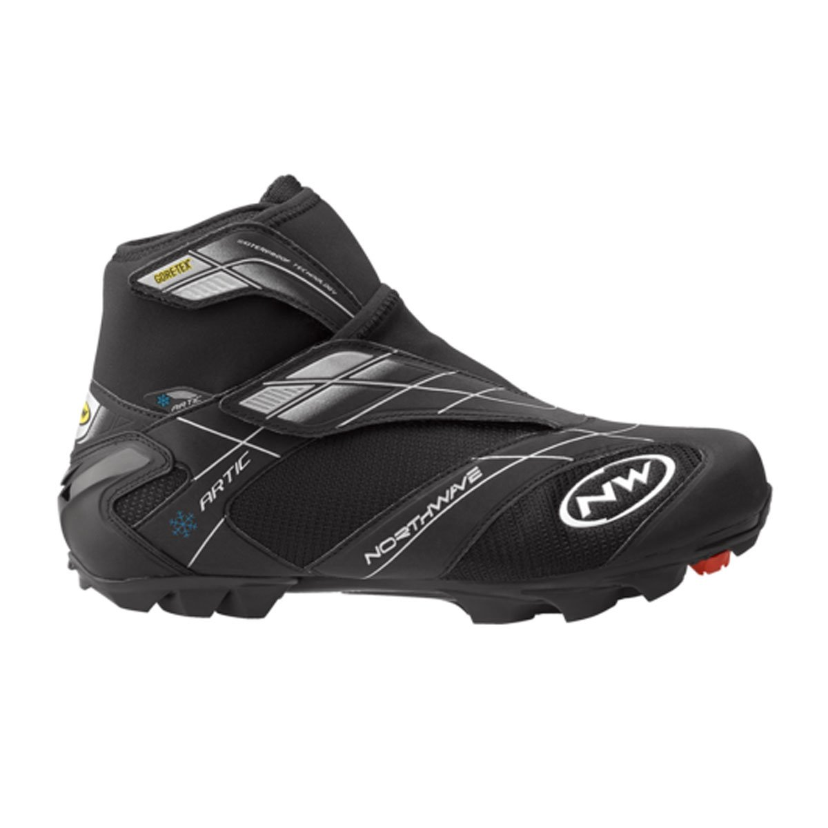 Northwave Celsius Arctic GTX - Zapatillas de deporte (talla 44,5), color negro y azul: Amazon.es: Deportes y aire libre