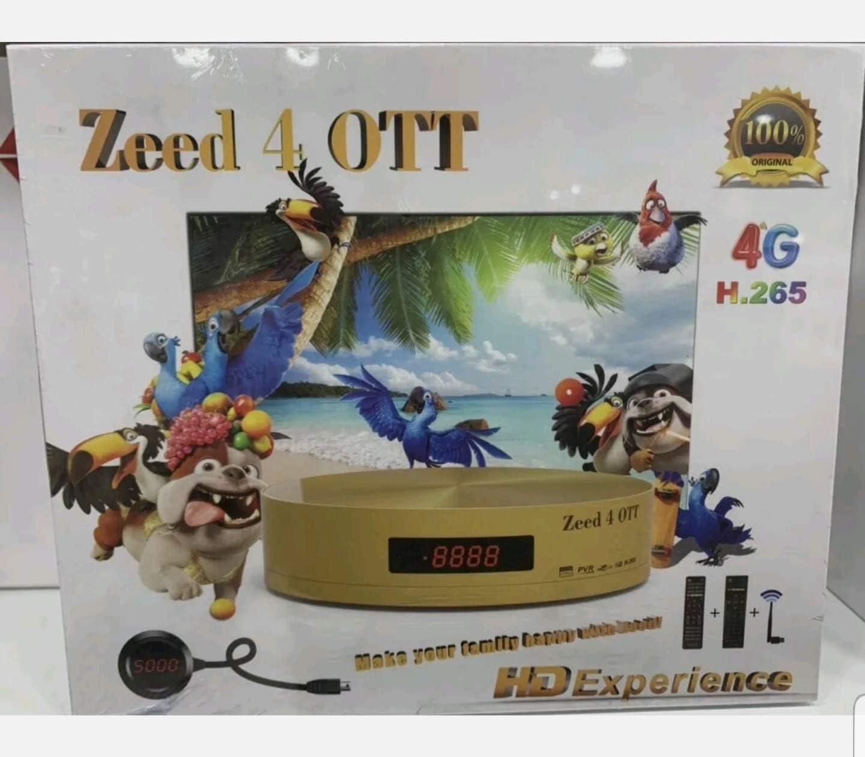 IPTV Box istar Korea Zeed 4 OTT + Online TV 12 Months Arabic,Turkish, Kurdish, UK Seller, iptv Box