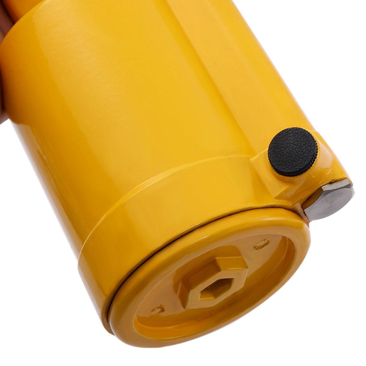Goplus Pneumatic Air Hydraulic Pop Rivet Gun Riveter Riveting Tool w/Case - 3/32'', 3/16'', 5/32'', 1/8'' by Goplus (Image #1)