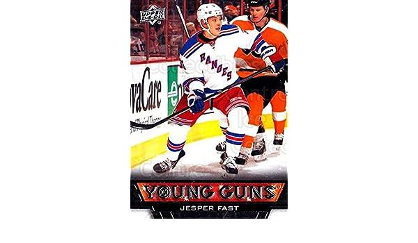 610594e6b Amazon.com  (CI) Jesper Fast Hockey Card 2013-14 Upper Deck (base) 206 Jesper  Fast  Collectibles   Fine Art