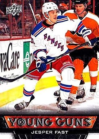 940834d98 Amazon.com  (CI) Jesper Fast Hockey Card 2013-14 Upper Deck (base ...