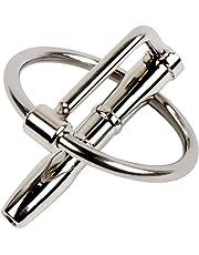 MoonPieee Male C`hȁstīty Dëvicë Sounds Ûrëthrȁl D`ilȁtõrs P-ÊňÏ-s Plug Stainless Steel Catheters for Men