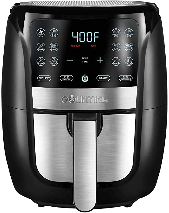 Gourmia 6 Quart Digital Air Fryer GAF698