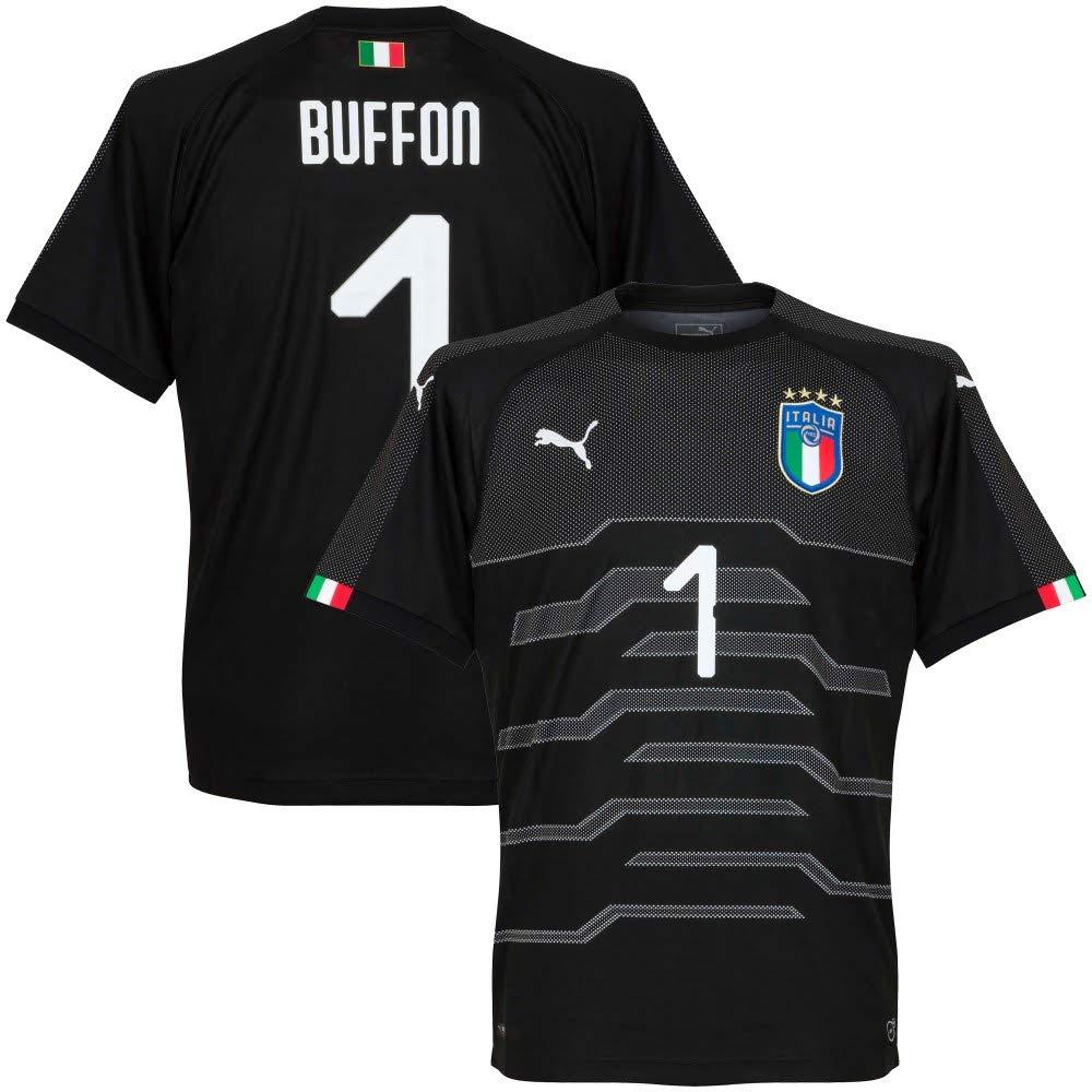 Italien Home TW Trikot 2018 2019 + Buffon 1