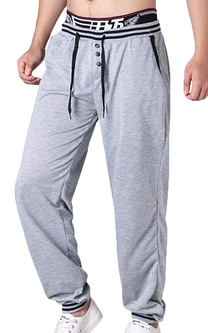 M/&S/&W Men Jogger Pants Lightweight Hiking Pants Workout Sweatpants with Pockets