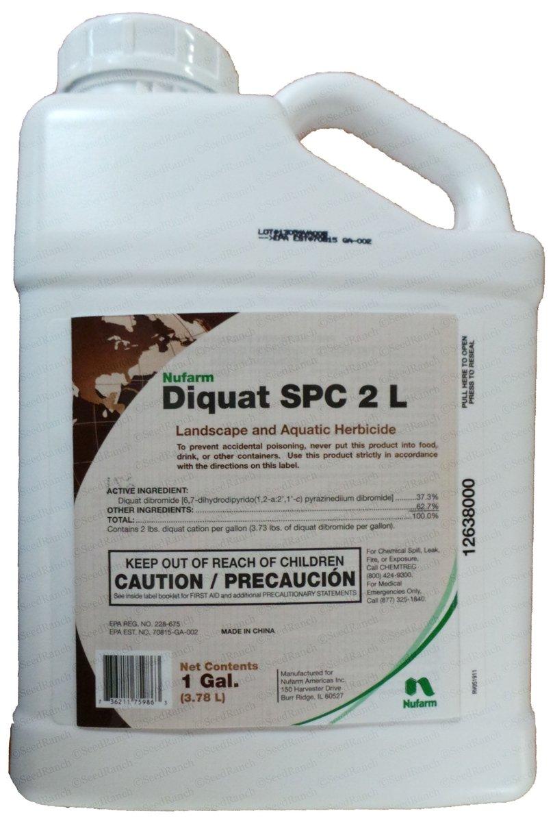 Generic Reward Diquat E-Pro 2L from Nufarm 4 Gallon