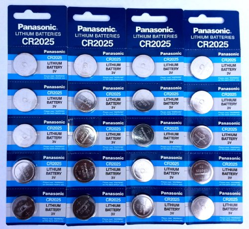 Panasonic Lithium Battery Batteries Electronics