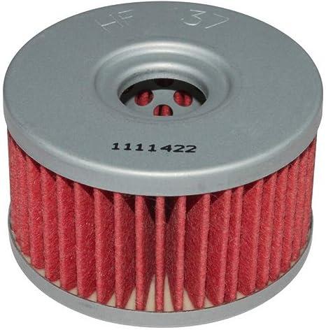 Filtre /à huile HIFLOFILTRO pour Suzuki VL 1500 LC Intruder W AL1211 1998 68 PS 50 kw