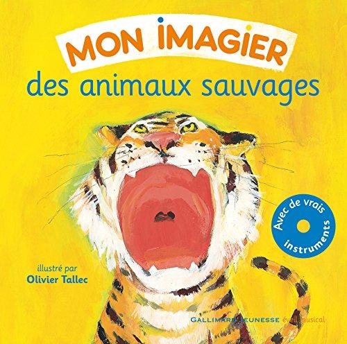 Des animaux sauvages (1CD audio)