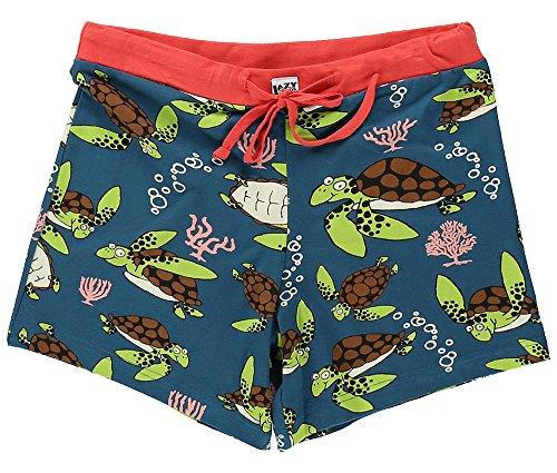 - Turtley Awesome Women's Pajama Boxer BOTTOM by LazyOne | Soft Ladies Animal Sleepwear (X-LARGE)