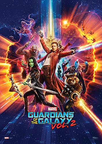 Guardians Of The Galaxy Vol 2  Saving The Galaxy  Mightyprint Wall Art Next Generation Premium Theatrical Poster