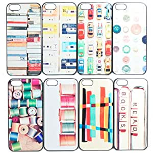 ModernGut For iphone 5 case apple iphone 5s iphone5 Mobile Phone Literary Style Series 1Piece 14 New Arrival PC Cover