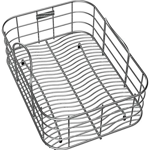 Elkay LKWRB1116SS Rinsing Basket, 12 x 16, Stainless Steel