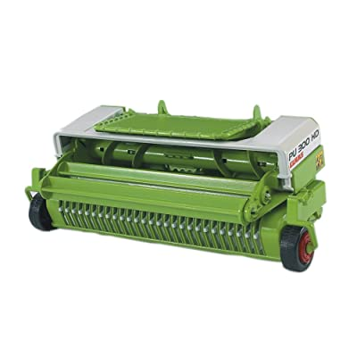 Bruder 300HD Claas Pick Up: Toys & Games