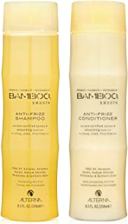 product image for Bamboo Smooth Anti-Frizz Shampoo and Conditioner Set, 8.5-Ounce