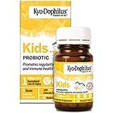 Kid's Kyo-Dophilus 益生菌保健品(60粒),不含大豆和麸质。
