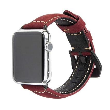 DIPOLA Correa de Reemplazo para la Serie de Relojes Apple 1/2/3/