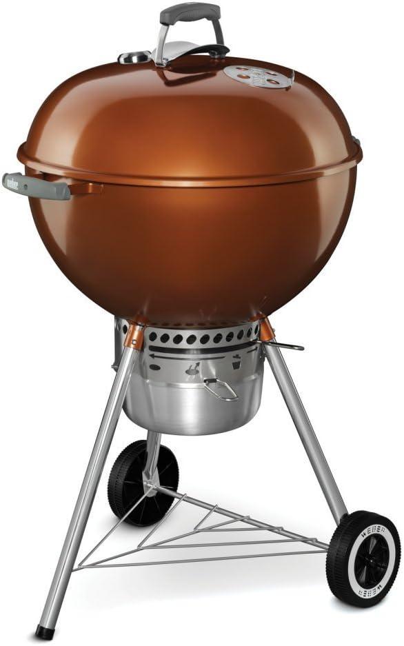 Weber 14402001 Original Kettle Premium Charcoal Grill