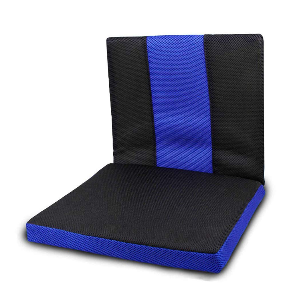 Wheelchair Cushion,Orthopedic Back Support Sciatica and Tailbone Pain Relief Soft Support and Comfort