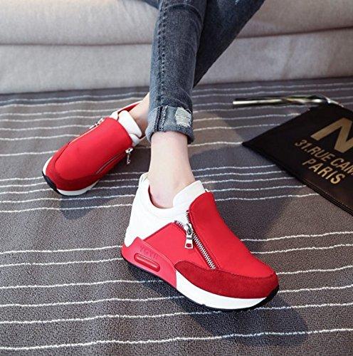 Les Pied Paresse Khskx nine Coréenne À Pour Chaussures Sport De Fond Plaques Thirty Femme Agam chaussures Épaisses OnxwHTnpR