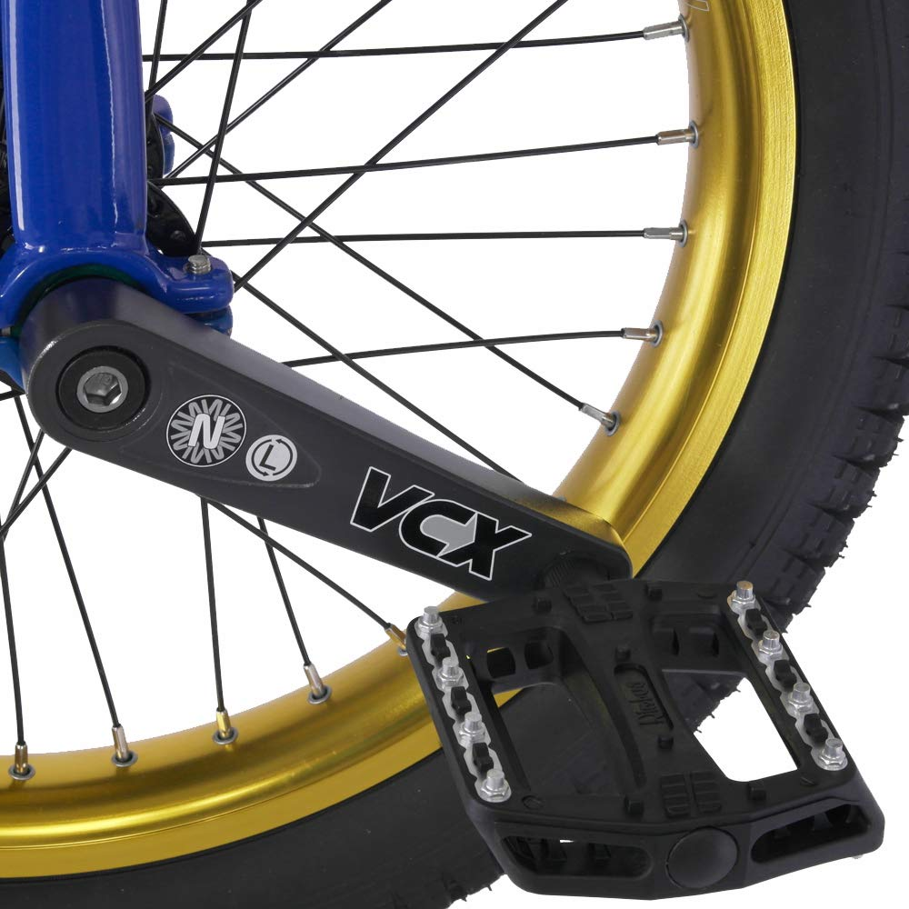 Nimbus 19'' Vegas Trials Unicycle - Blue by Unicycle.com (Image #3)