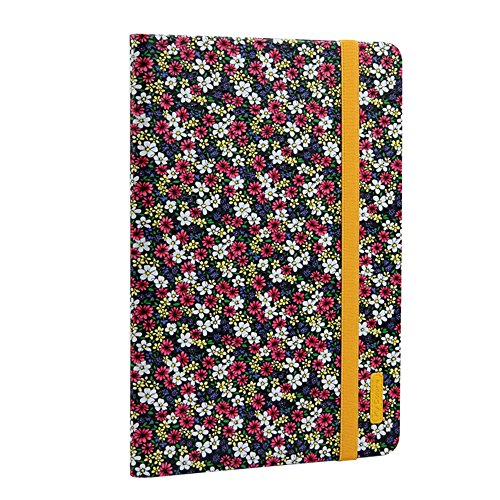 Ipad Pro 9.7 Case, MAETEK Stand Floral Flower Flip Smart Auto Sleep and Wake up Silicone Ultra Thin Light Weight Cover Case for Ipad Pro 9.7 Case 2017 Release-multicolor