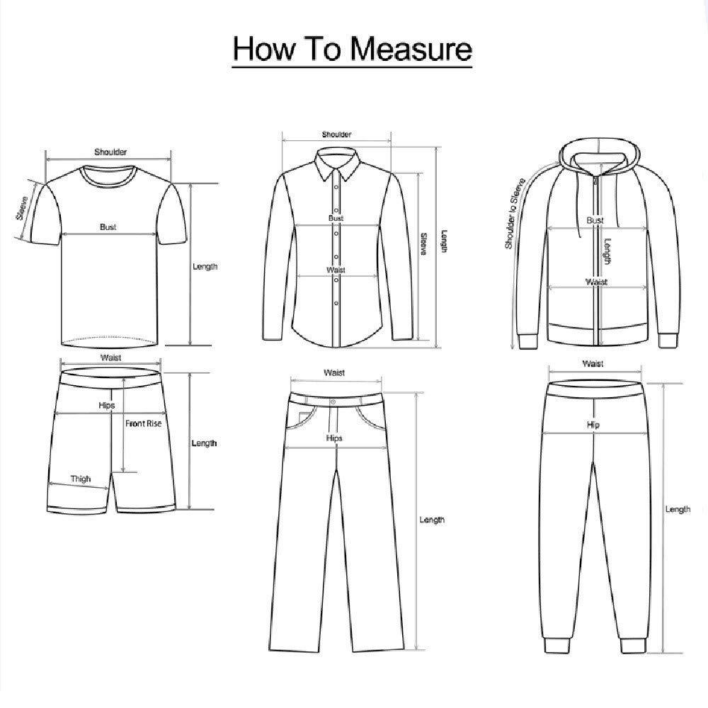 MODOQO Mens T-Shirt,Retro Baggy Camouflage Gradient Striped Splice Sport Lapel Tees