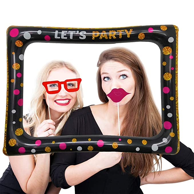 Amycute Photo Booth Props y Marcos photocall Inflable ...