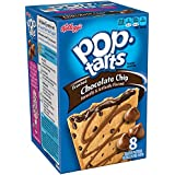 Pop-Tarts, Frosted Chocolate Chip, 8-Count Tarts (Pack of 12)