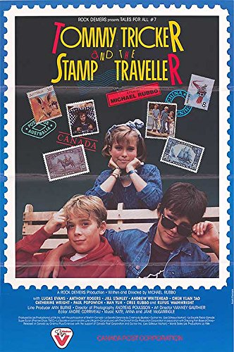 "Tommy Tricker and the Stamp Traveller - Authentic Original 24"" x 36"" Folded Movie Poster from MovieposterDotCom"