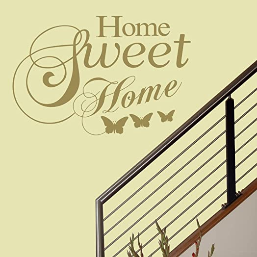 Home Sweet Home 3   Wall Decal Quote Sticker Lounge Kitchen Dining Room  Hall (Small Part 66