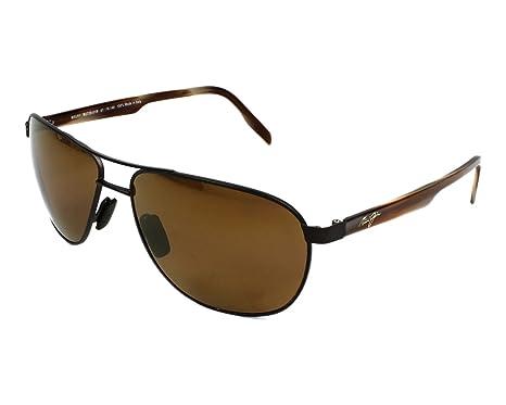 Maui Jim Castillos gafas de sol w/polarizado lente de bronce ...