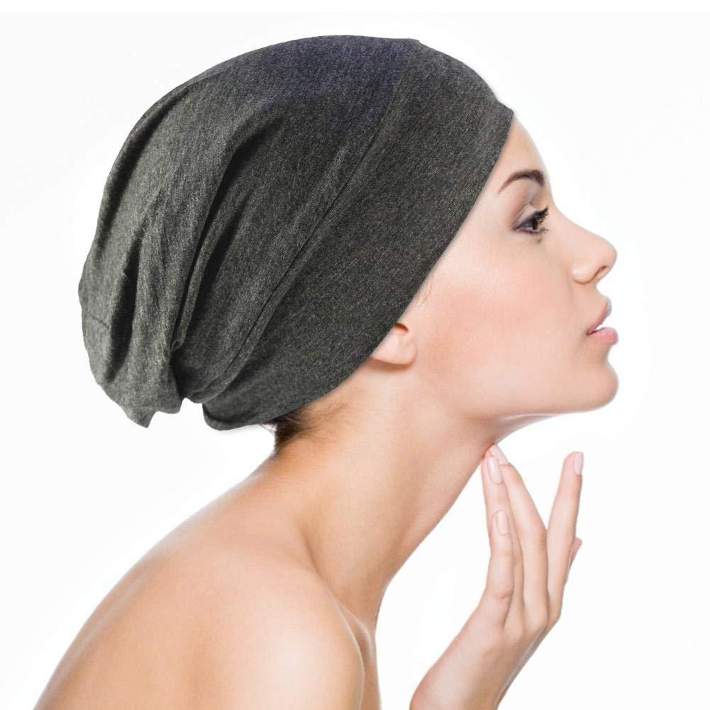 Femmes Bonnet de Sommeil Nuit Coiffure de Soin Cheveux Bonnet Chauffant pour Soins Capillaires pour Une R/étention Maximale de la Chaleur Et Un Soin Jetables Bonnets de Douche