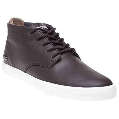 91d423752 Lacoste Espere Chukka Trainers Brown 12 UK  Amazon.co.uk  Shoes   Bags
