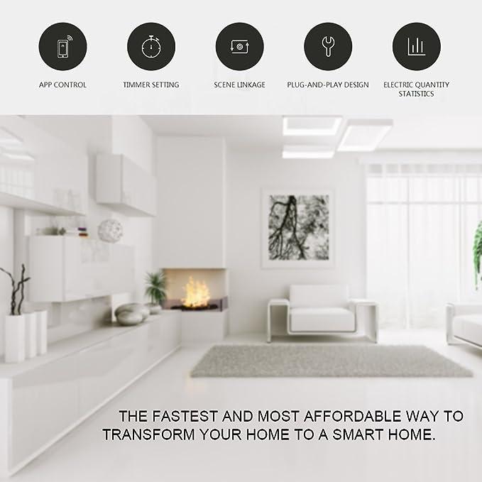 Amazon.com: Orvibo S31 WiFi Smart Plug Socket Wireless Home ...