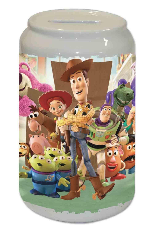 Capricci Italiani - Hucha de cerámica, diseño de Toy Story ...