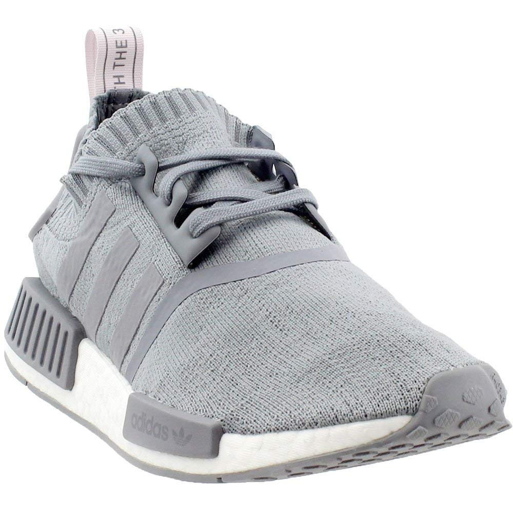 GREY GREY CLOUD WHITE Adidas NMD_R1 Primeknit