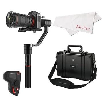 gudsen Moza aire 3 ejes Handheld Gimbal Estabilizador de la cámara ...