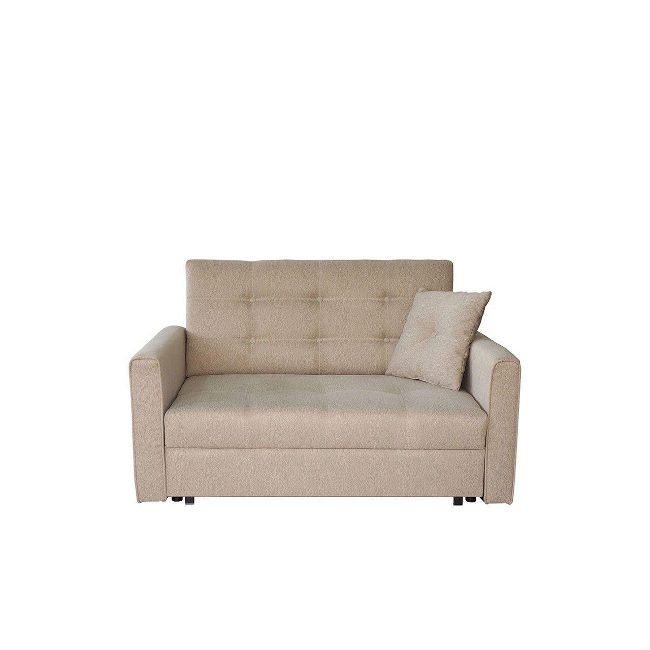 Mirjan24 Sofa Viva II Lux mit Schlaffunktion, Bettsofa, 2 Sitzer ...