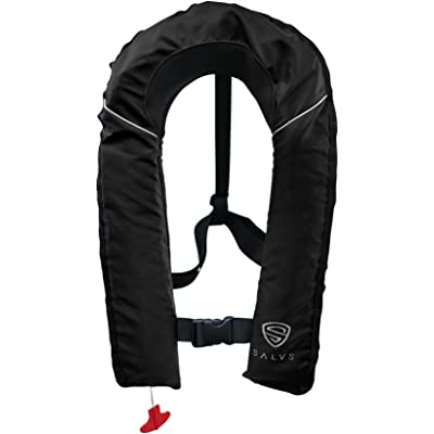 SALVS Automatic/Manual Inflatable Life Jacket for Adults