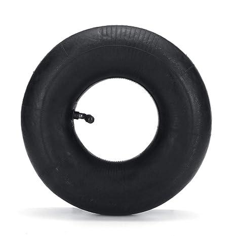 Tubo interior de 2.50-4 para llantas neumáticas para ruedas de 8 pulgadas, válvula