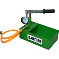 GARTLER PD-02181 - Bomba de llenado (25 bar, con recipiente)