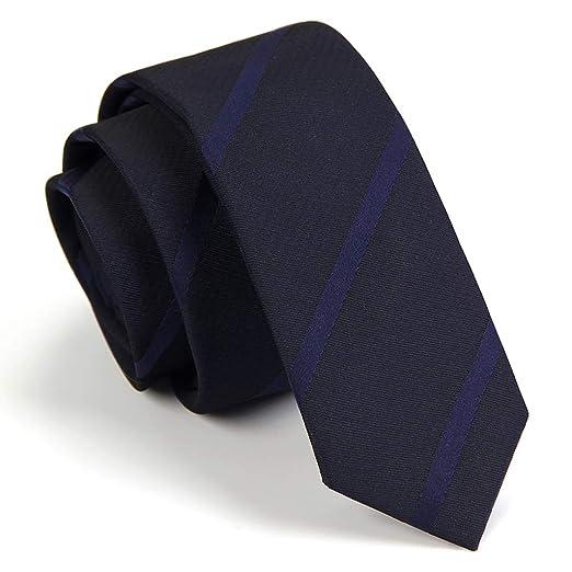 BJ-tie Corbata Masculina, Ropa Formal, Corbata de Negocios, 5 cm ...