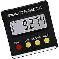 Dijital su terazisi, eğim ölçer, açı ölçer, LCD